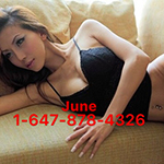 Etobicoke Escort June