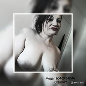 Megan Creamz Ottawa Escort