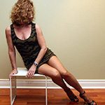 Toronto escort Sandy Daniels